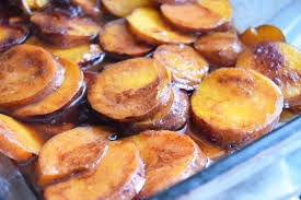thanksgiving candied yam recipe baked cadied yams a soulful twist