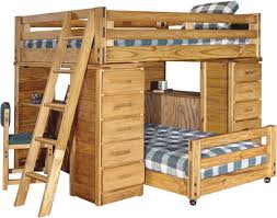 bedroom mesmerizing cool bunk bed with couch and desk image of