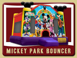 mickey mouse clubhouse bounce house mickey mouse bounce house moonwalk