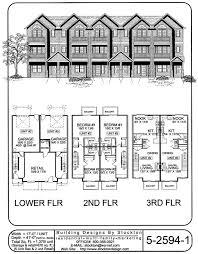 8 Unit Apartment Building Floor Plans 8 Best Floorplans Images On Pinterest Commercial Design