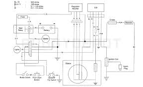 wiring diagram gy6 wiring diagram 150cc scooter wiring diagram
