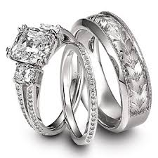 wedding ring sets cheap best wedding planing wedding ring sets for and groom