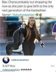 Robert Memes - robert kardashian taunts family with blac chyna instagram meme