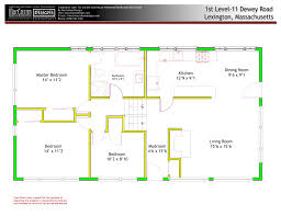 dewey floor plan main bill janovitz realtor