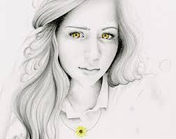 portrait drawing etsy