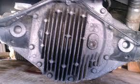 nissan titan rear axle my gearing nissan titan forum