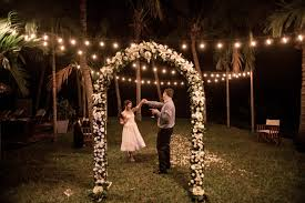 wedding arches with lights a wedding in paradise hoi an events weddings more