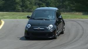 St Vs Abarth 500 Ford Vs Fiat 500 Abarth Road Test Review Consumer Reports