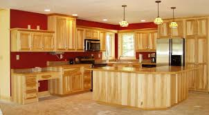 kitchen hickory kitchen cabinets enjoyable how to clean hickory