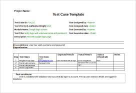 acceptance test report template test template 25 free word excel pdf documents