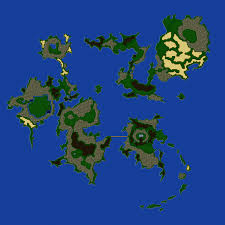 Final Fantasy 1 World Map by Final Fantasy 5 World Maps