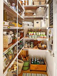 Building Wood Shelves In Pantry by Kitchen Pantry Design Ideas U2013 Better Homes And Gardens