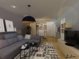 Scandinav Amenajare Apartament In Stil Scandinav Un Proiect 2deco