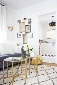 metallic home decor home trends january 2016 designing with metallics modern lantern