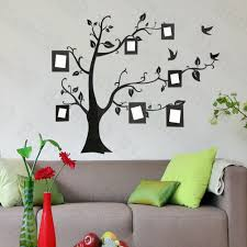 big wall decals big tree decals for walls tree wall decal wind blowing wall