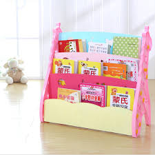 online shop cheap kids furniture plastic book cabinet kindergarten