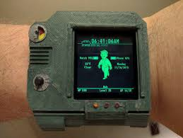 pipboy android turn your lg g smartwatch into a fallout pip boy all3dp
