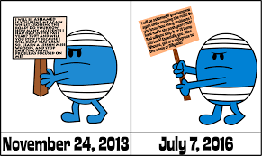 Mr Meme - mr bump before and after meme by theofficiallewpster on deviantart