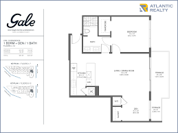 boutique floor plan gale boutique hotel residences new miami florida beach homes