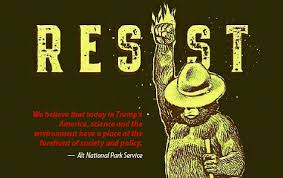 Department Of The Interior National Park Service Alt Nps To Trump You Can U0027t Shut Down The Internet Grand Canyon