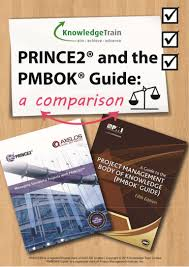 your ultimate guide to comparing the pmbok with prince2