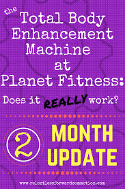 planet fitness red light total body enhancement at planet fitness 2 month follow up