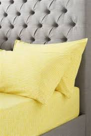 buy bedding bed sheets yellow bedsheets from the next uk online shop