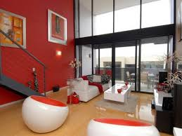 living room red accents for small living room contemporary off