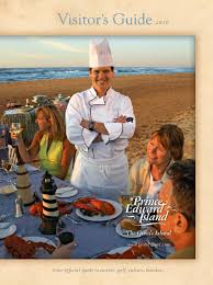 prince edward island 2010 visitors guide by tourism prince edward