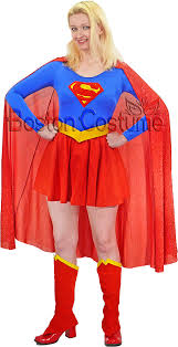 Halloween Costumes Supergirl Supergirl Costume Boston Costume
