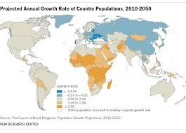 united states of islam map 2016 the future of world religions population growth projections 2010