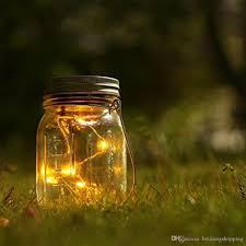 Solar Fairy Lights Australia by 2017 Led Color Changing Fairy Light Outdoor Solar Mason Jar Lamp