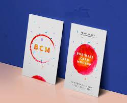 21 free hi res business card mockups hongkiat