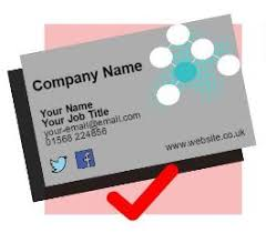 What Information Do You Put On A Business Card What To Include On A Business Card