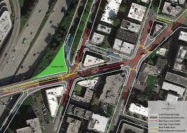 Seattle Traffic Flow Map by Let U0027s Make Olive Way A Better Street For Everyone The Urbanist