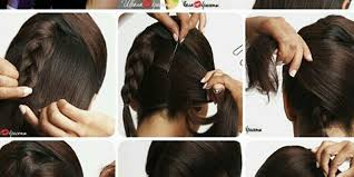 step by step twist hairstyles french twist hairstyle step by step tutorial style hunt world