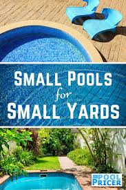 Small Backyard Inground Pools by Backyard Pool Designs For Small Yards Home Design