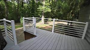 how to inexpensive porch rail renovation using pvc pipe youtube