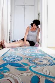 alisaburke painted wood floor