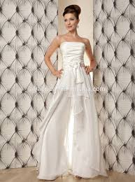 Wedding Dress Wholesale Sd1180 New Design Wedding Dress With Pants Evening Gowns Wholesale