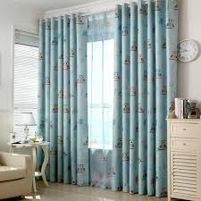 Blackout Curtains For Nursery Baby Room Curtains