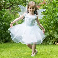 frozen fairy this magical frozen fairy fancy dress costume with