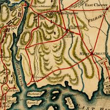 Long Island New York Map by Map Of The Battles Of Long Island And White Plains New York 1776