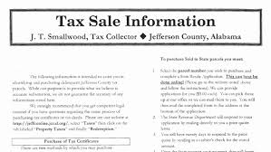 Jefferson County Tax Map Late Paying Your Property Tax Investors See An Opportunity Wbhm