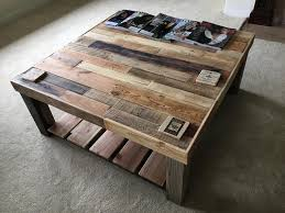 reclaimed wood square coffee table reclaimed wood square coffee table kase custom
