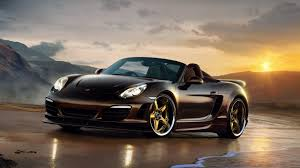 boxster porsche black download wallpaper 1920x1080 porsche boxster side view black