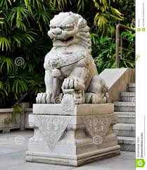 Outdoor Lion Statue by Traditional Chinese Stone Lion Chinese Guardian Lion Statue