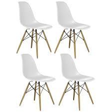 Esszimmerstuhl Inspiration Charles U0026 Ray Inspiriert Eiffel Dsw Retro Design Wood Style Stuhl