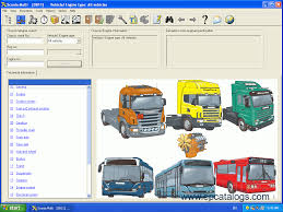 scania multi 2012 spare parts catalogue and repair manual repair