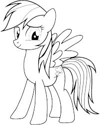 my little pony coloring pages of rainbow dash rainbow dash coloring page rainbow dash coloring page luxury my